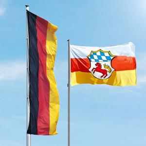 Beispiele für Flagge