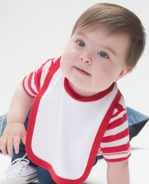 embroidered baby clothing such as romper suits, bibs, ...