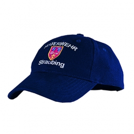 baseball cap with firebrigade logo