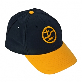 gembroidered rural youth emblem on baseball cap
