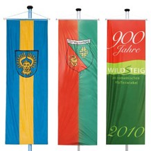 bannerflags with crossbar