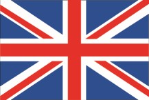 country flag of Great Britain