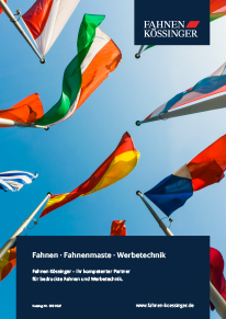Cover of the flag catalogue