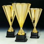 goblet set in three different sizes