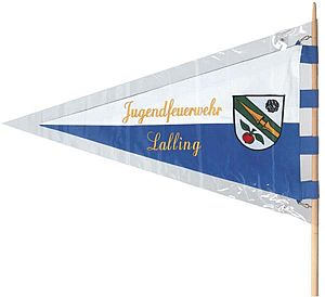 Rain protection cover for your carrying pennant