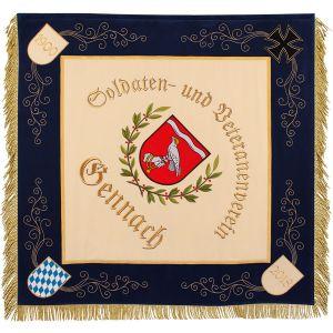 Vereinsfahne_Krieger-Soldatenverein_Gennach_900x900px