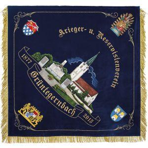 Vereinsfahne_Krieger-Soldatenverein_GruentegernbachS2_900x900px